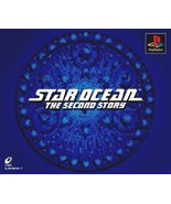 Star Ocean The Second Story, Sony Playstation One PS1, Import Japan Game - $19.99