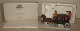 Department 56 Heritage Village Dover Coach Porcelain Accessory Christmas - $18.81