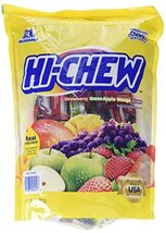 Extra-large Hi-Chew Fruit Chews, Variety Pack, 165+ pcs - 1 bag image 12