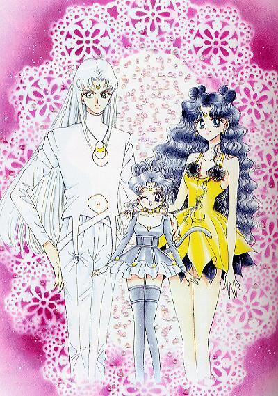 Sailor Moon Short Stories Manga, Complete Set, Vols 1-2, Takeuchi Manga +English