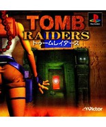 Tomb Raider 1 (Tomb Raiders), Sony Playstation ... - $19.99