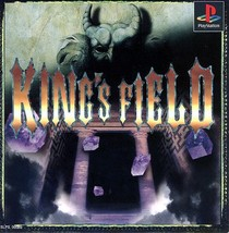 King's Field 2, Playstation One PS1, Import Jap... - $19.99