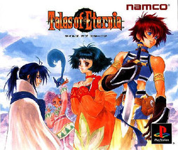 Tales of Eternia, Sony Playstation One PS1, Imp... - $19.99