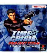 Time Crisis - Project Titan, Playstation One PS... - $19.99