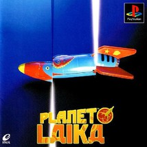 Planet Laika, Sony Playstation One PS1, Import Japan Game - $24.99