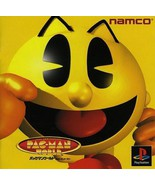 Pac-Man World, Sony Playstation One PS1, Import Japan Game - $24.99