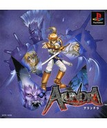 Alundra 1 (Adventures of Alundra), Sony Playstation One PS1, Import Japa... - $19.99
