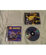 Playstation 1 PS1 - Lego Racers - $3.79