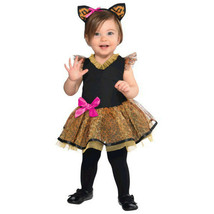 Amscan Infant 'Cutie Cat' Two-Piece Halloween Costume - Size 6-12 Months - $15.11