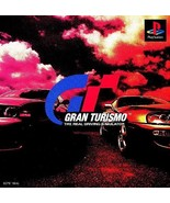 Gran Turismo 1, Sony Playstation One PS1, Import Japan Game - $19.99