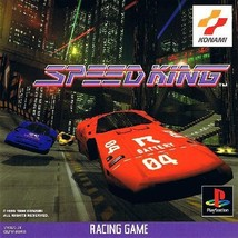 Speed King, Sony Playstation One PS1, Import Japan Game - $19.99