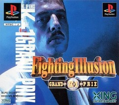 Fighting Illusion K-1 Grand Prix, Playstation One PS1, Import Japan Game - $19.99