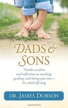 Dads and Sons [Hardcover] Dobson, James C. - $9.85