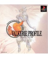 Valkyrie Profile, Sony Playstation One PS1, Import Japan Game - $19.99