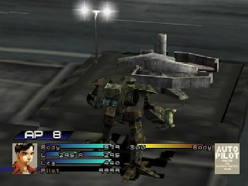 Front Mission 3, Playstation One PS1, Import Japan Game