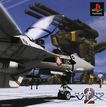 Macross VF-X 2, Sony Playstation One PS1, Import Japan Game - $24.99