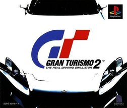 Gran Turismo 2, Sony Playstation One PS1, Import Japan Game - $19.99