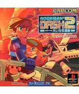Rockman Dash v2, Sony Playstation One PS1, Import Japan Game - $34.99