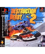 Destruction Derby 2, Sony Playstation One PS1, ... - $19.99