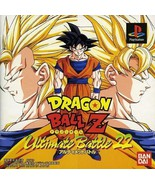 Dragon Ball Z - Ultimate Battle 22, Sony Playst... - $19.99