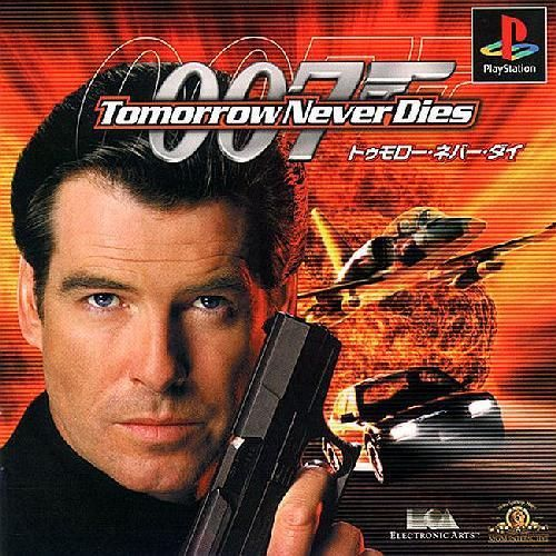 Primary image for 007 - Tomorrow never dies, Sony Playstation One PS1, Import Japan Game