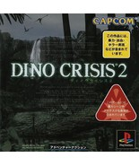Dino Crisis 2, Sony Playstation One PS1, Import Japan Game - $19.99