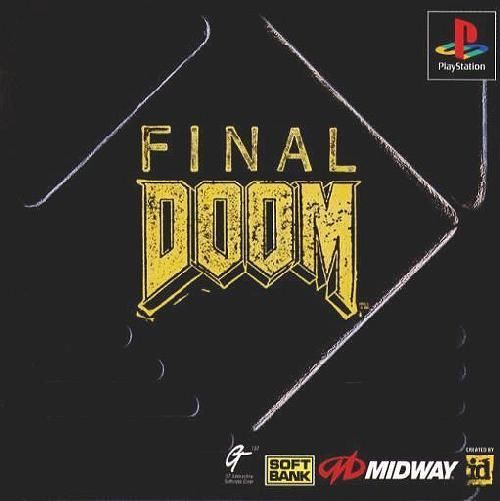 Primary image for Final DOOM, Sony Playstation One PS1, Import Japan Game