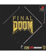 Final DOOM, Sony Playstation One PS1, Import Ja... - $29.99