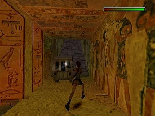 Tomb Raider 4 - The Last Revelation, Sony Playstation One PS1, Import Japan Game
