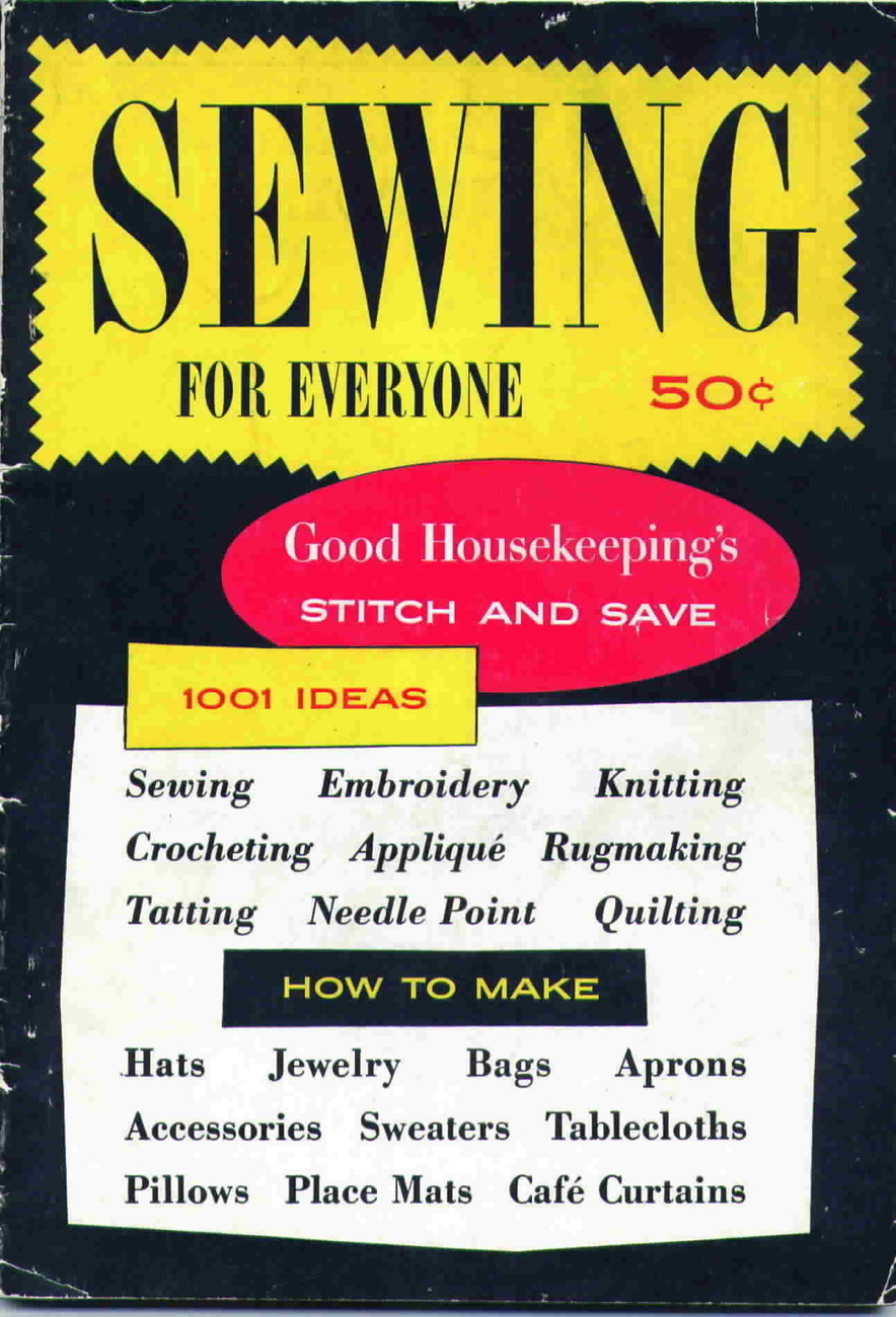 Vintage sewing for everyone