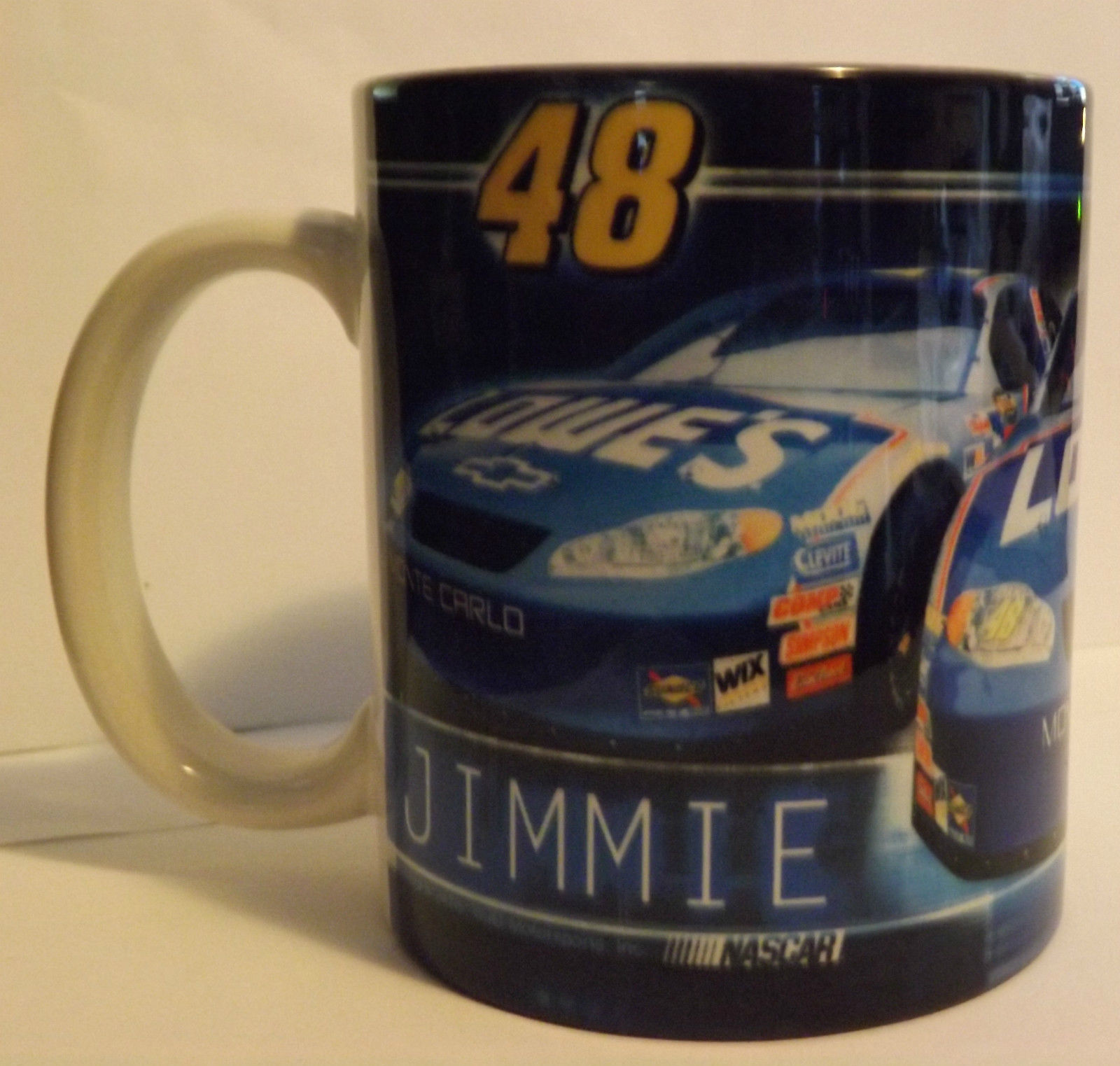 Jimmie Johnson #48 NASCAR Mug