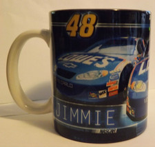 Jimmie Johnson #48 NASCAR Mug image 1