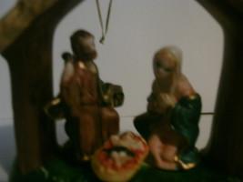 Nativity Ornament Multi Color International Bazaar image 3