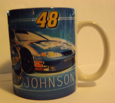 Jimmie Johnson #48 NASCAR Mug image 2