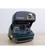 POLAROID One Step EXPRESS 600 Instant Camera Dark Green Made in UK - $29.39