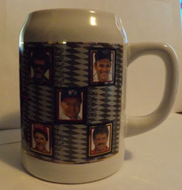 Winston Cup Champions 25th Anniversary Collectors Stein image 3