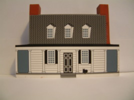 Cats Meow 1997 Civil War Collection Appomattox Manor 1997 - $8.99