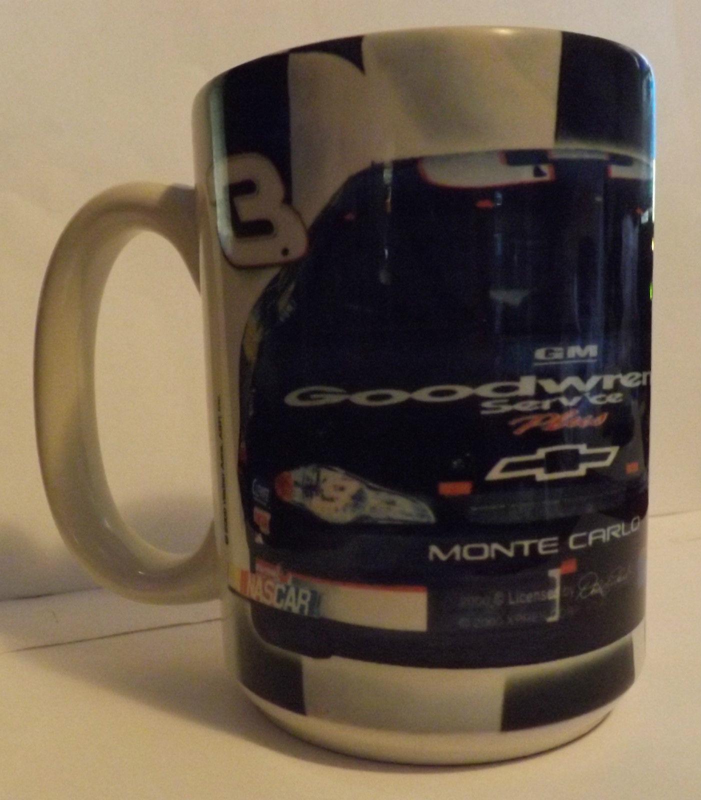 Dale Earnhardt #3 NASCAR Mug