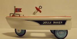 "Hallmark Keepsake Ornament 1999 ""1968 Murray Jolly Roger Flagship"" image 1"