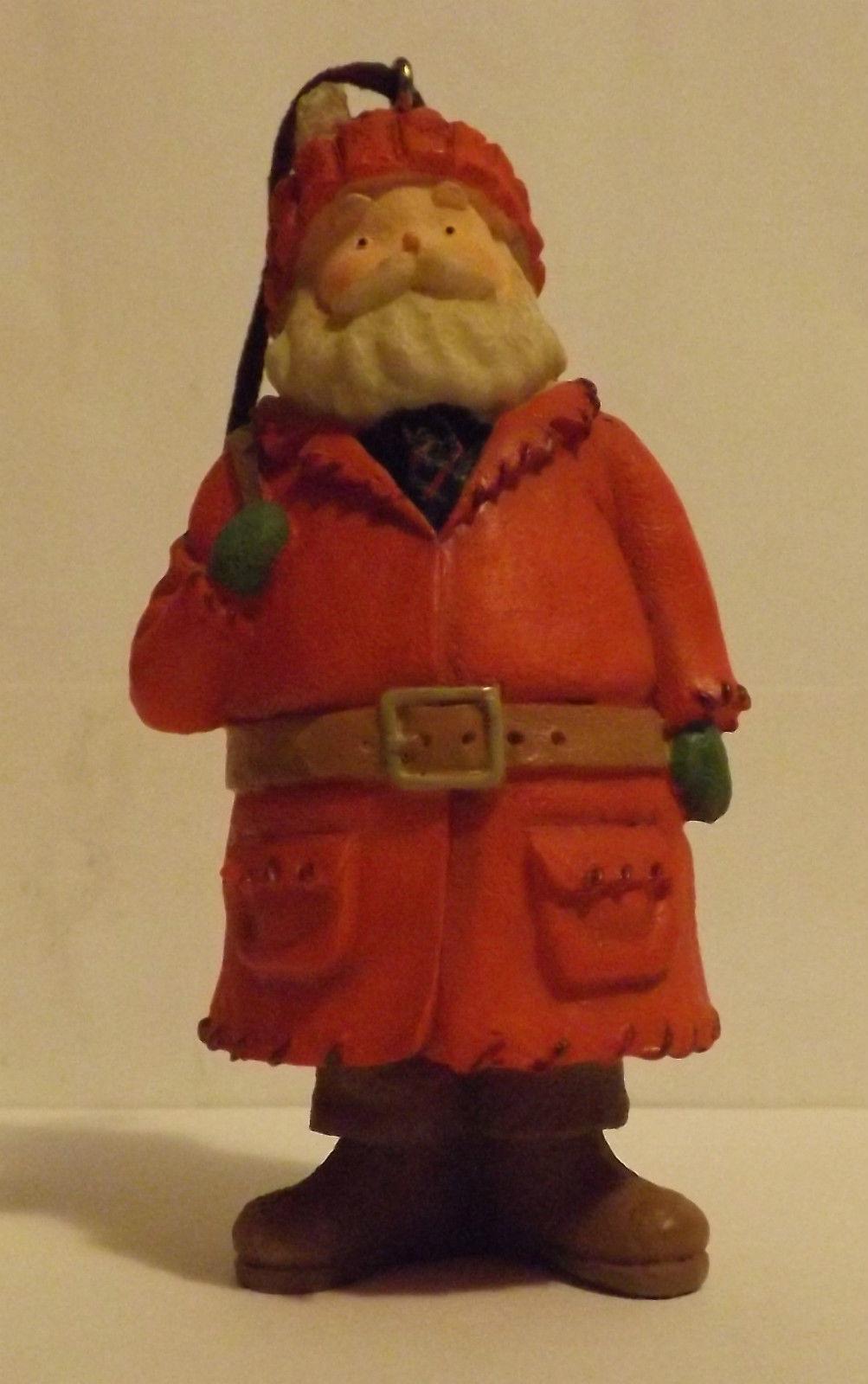 Hallmark keepsake Ornament 2003 Kris Kringle