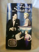 Frank Sinatra  Ol' Blue Eyes  Five VHS  Box Set 1999 image 4