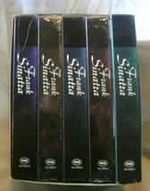Frank Sinatra  Ol' Blue Eyes  Five VHS  Box Set 1999 image 2