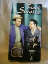 Frank Sinatra  Ol' Blue Eyes  Five VHS  Box Set 1999 image 3
