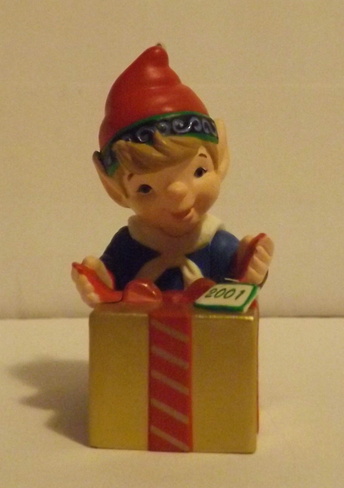 Hallmark Keepsake Ornament Ready for Delivery 2001 Collector's Club
