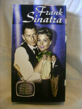 Frank Sinatra  Ol' Blue Eyes  Five VHS  Box Set 1999 image 5