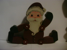 2 Wooden Tender Heart Treasures Ltd Decorations Christmas Tree & Santa image 3
