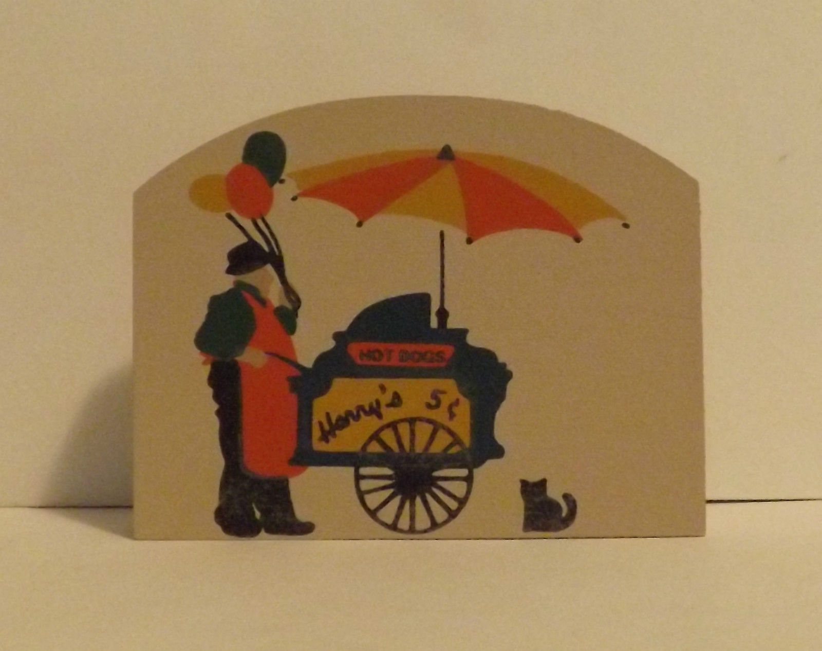 Cats Meow Accessory Henry's Hot Dog Stand image 1