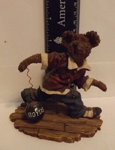 Boyds Bear Resin Strike McSpare...9 Outa 10 Ain't Bad image 1