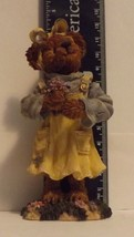 Boyds Bear Resin Abby T Bearymuch...Truely Yours - $16.99