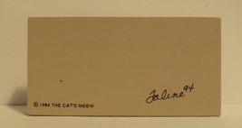 Cats Meow Accessory Train Box Car 1994 image 2
